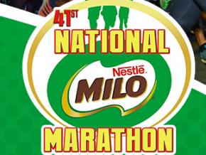 41st Milo Marathon Manila 2017