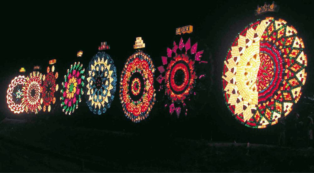 ethnographic study on giant lantern festival The giant lantern festival is an annual festival held in december in the city of  san fernando in the philippines.