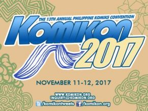 KOMIKON 2017 slated for November 11-12