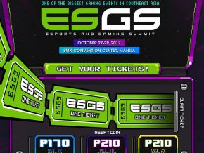 Electronic Sports and Gaming Summit 2017