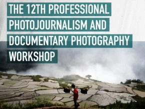 PCP's 12th Professional Photojournalism and Documentation Photograph Workshop