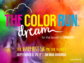 Color Run Dream 2017