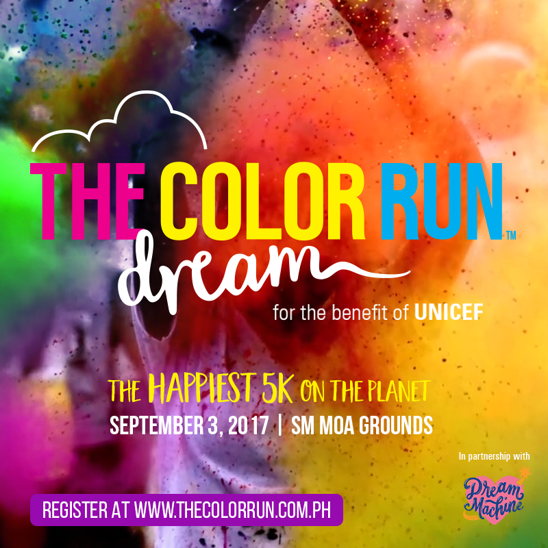 The fun run will take place at 4 am onwards at the SM Mall of Asia Grounds. Registration fee may vary from Classic Race Kit priced at Php 850, ...