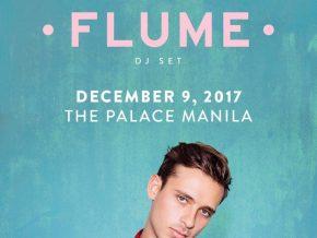 DJ Flume in Manila