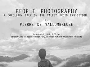 People Photography Workshop with Pierre de Vallombreuse