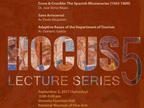 HOCUS Lecture Series 5