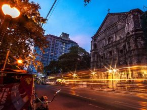 Relive Malate in Malate Moderne Tour