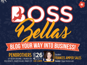 Boss Bellas' Blogging Workshop