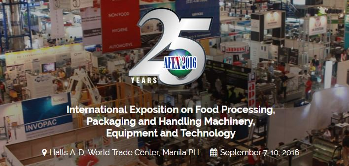 Asia food expo on september 7 10 2017 philippine primer they will also include coffee types of machinery confectionery machinery process control technology quality control technologies and solutions among gumiabroncs Choice Image