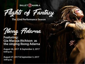 Ballet Manila presents Flights of Fantasy