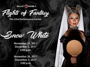Ballet Manila presents Lisa Macuja Elizalde's Snow White