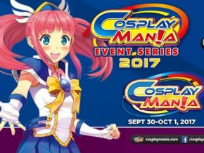 Cosplay Mania 2017