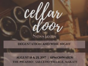 Cellar Door Sessions at The Picasso