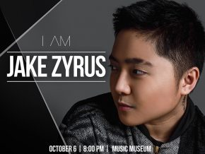 Jake Zyrus holds first-ever concert in Music Museum
