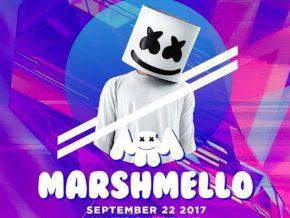Marshmello in Manila 2017