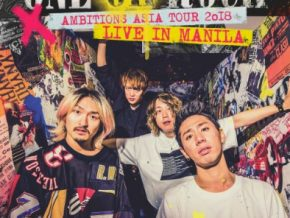 One Ok Rock Asia Tour 2018
