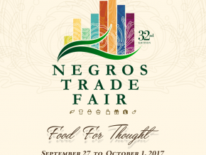 Enjoy delicious Ilonggo cuisine and a wide spread of local products at the 32nd Negros Trade 2017
