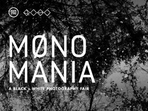 Collab: MØNOmania • A Black + White Photography Fair on Sept. 23-24