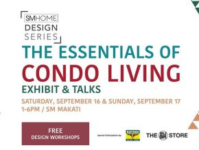 The Essentials of Condo Living Exhibit and Talks