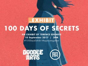 100 Days of Secrets Exhibit at ASPACE Greenbelt