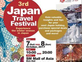3rd Japan Travel Festival