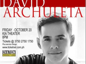 David Archuleta Live In Manila