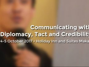 ECCP: Communicating with Diplomacy, Tact, and Credibility