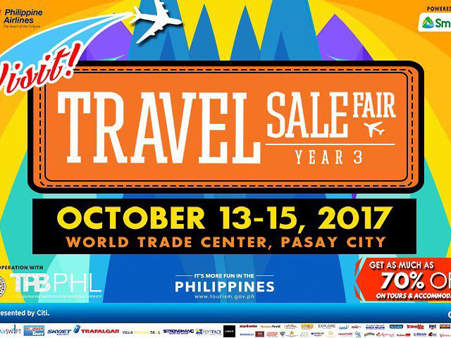 Travel sale fair year 3 at the world trade center philippine primer gumiabroncs Choice Image