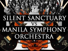 Rush Hour Concerts: Silent Sanctuary vs. Manila Symphony Orchestra
