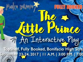 Relive your Childhood with The Little Prince: An Interactive Play