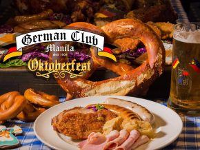 German Club Manila's Oktoberfest