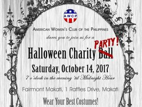 Celebrate the Spooktacular Season with AWCP Halloween Charity Party!