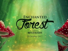 Enchanted Forest: A Spooky Monstercation