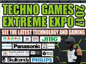 Techno Games Xtreme Expo 2017