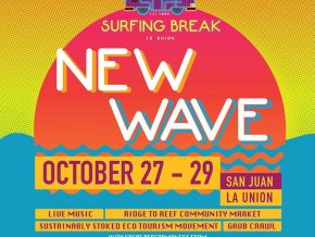 NEW WAVE Eco Surf, Music and Arts Festival