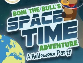 Halloween Party at Shangri-La at the Fort for Space Kids