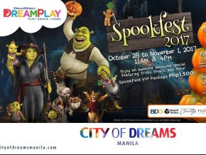 Dreamplay Spookfest 2017