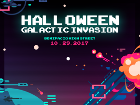 Bonifacio High Street's Halloween Galactic Invasion