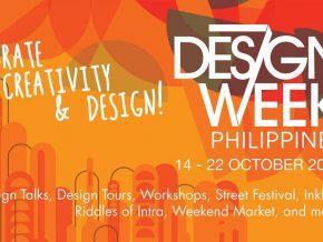 Design Week Philippines 2017