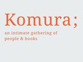 Komura Book Fair at Warehouse Eight, Makati