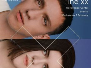 The xx returns to Manila on February 7, 2018