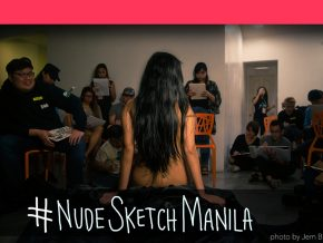 Nudesketch Manila's Series of Workshops