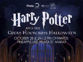 Harry Potter and the Great Hogwarts Halloween Party
