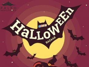 Malaya: A Halloween-themed Bazaar