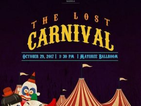 Dusit Thani Manila's The Lost Carnival