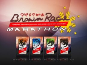 Brown Race Marathon 2017 at SM by the Bay