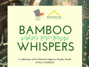 BAMBOO WHISPERS: A People Writes Their Story