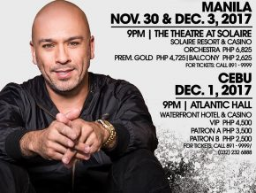 Jo Koy Live in Manila & Cebu: Josep is Coming Home!
