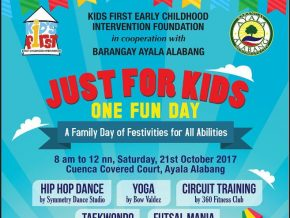 One Fun Day: A Family Day of Festivities for All Abilities