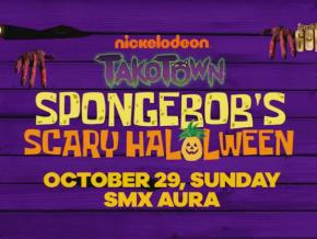 Spongebob's Scary HaLOLween